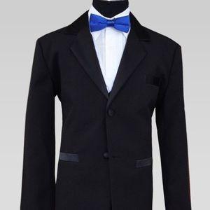 Boys Black N Bianco Tuxedo Size 12